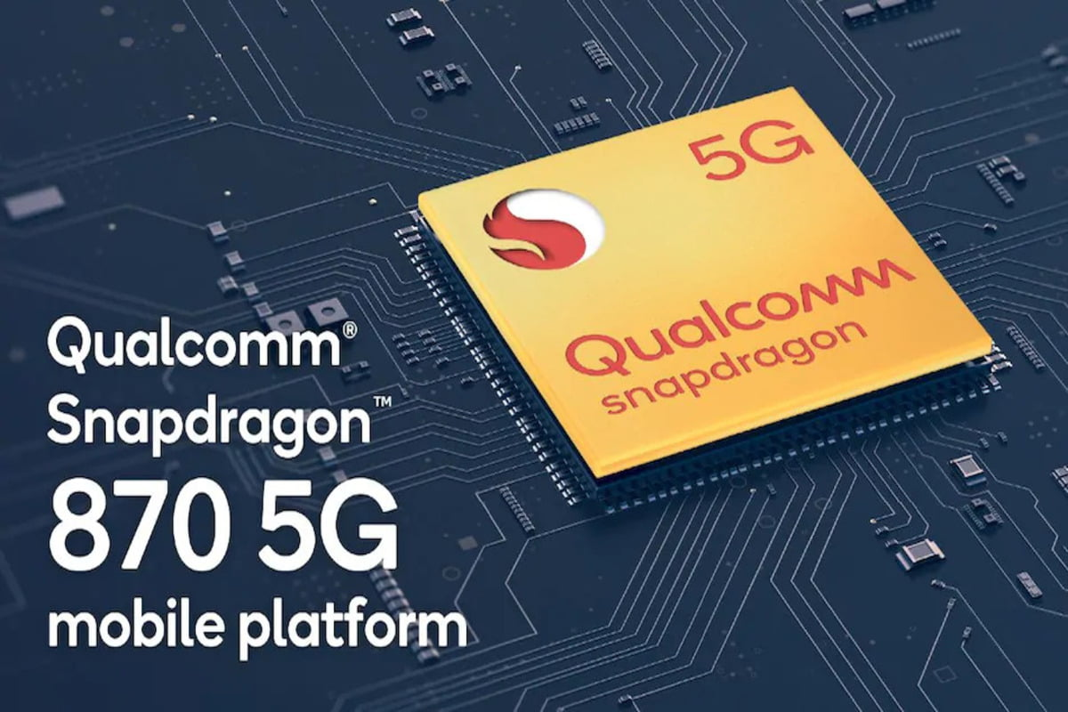 Qualcomm Snapdragon 870 launched