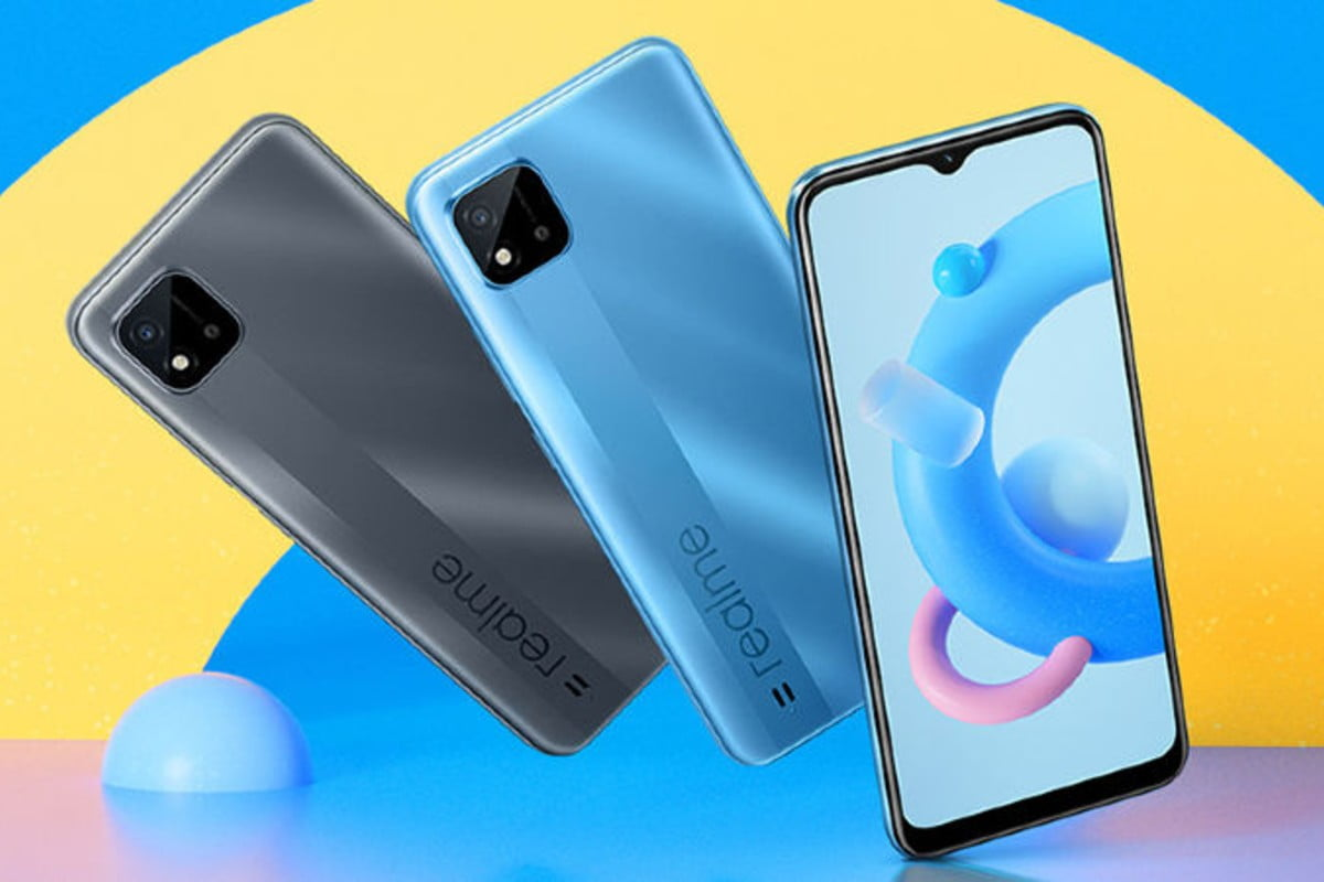 Realme C20 Officially Launched: Similar Specs as Realme ...