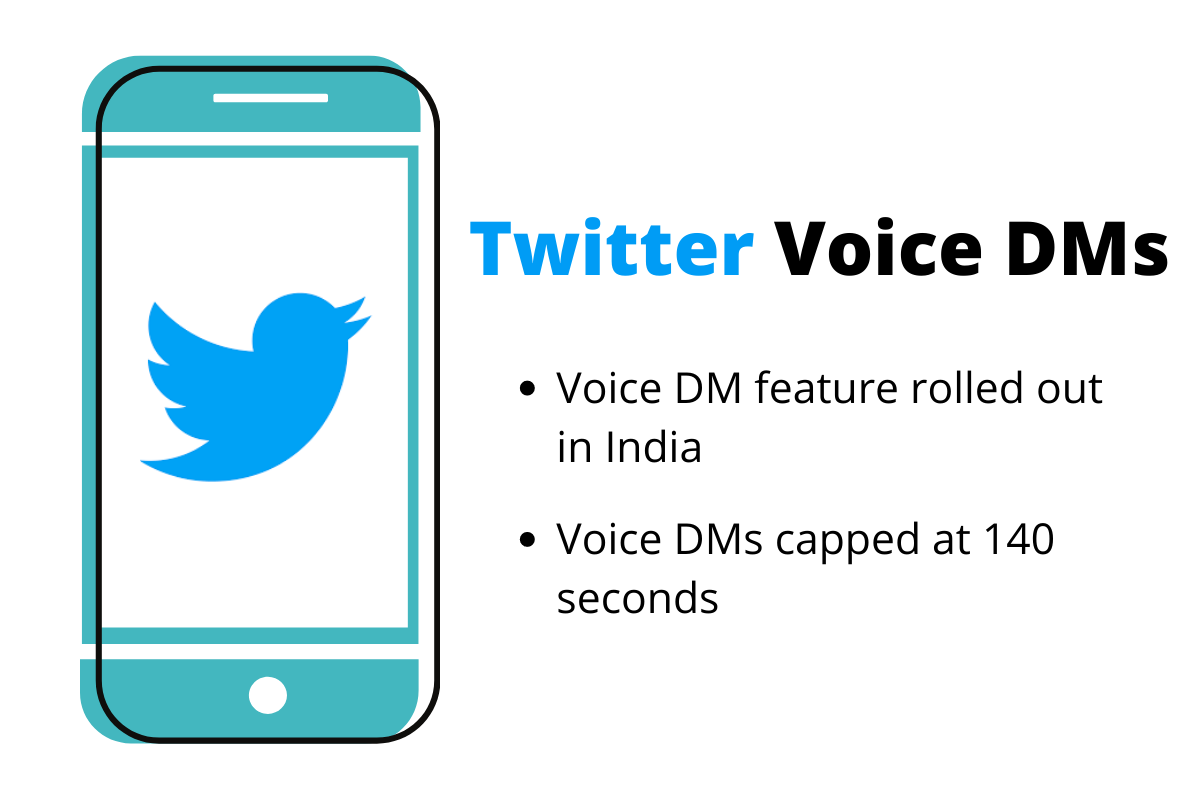 Voice DMs capped at 140 seconds