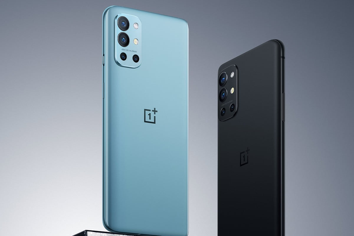 OnePlus 9R Colour Options