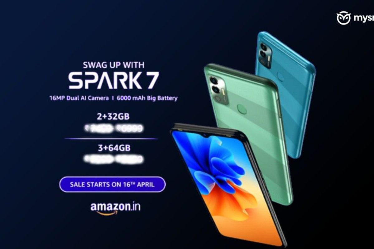 tecno-spark-7-launched-in-india