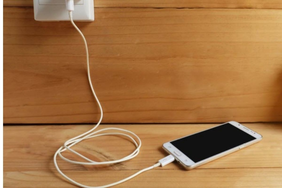 charging fast